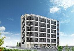 仮)本城新築マンション[2階]の外観
