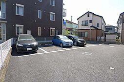 シャーメゾン・ヒルズ I号館[1階]の外観