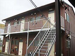 第3ヒルズハウス[1階]の外観