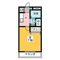 公園西駅 3.9万円