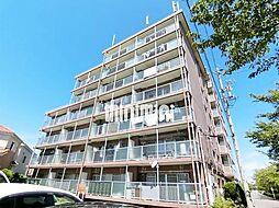 ユーハイムカシワバラ[6階]の外観