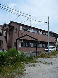福岡県福岡市城南区田島1丁目の賃貸アパートの外観