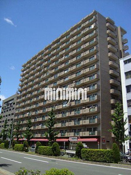 エスティメゾン鶴舞[9階]の外観