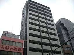 エステムコート心斎橋EAST3エクシード[11階]の外観