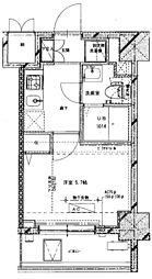 (仮称)川崎藤崎3丁目マンション[502号室]の間取り