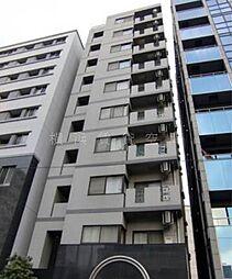 神奈川県横浜市西区桜木町4丁目の賃貸マンションの外観