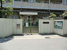 加賀保育園…徒歩5分/350m
