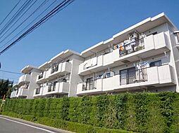 東京都練馬区大泉学園町2の賃貸マンションの外観