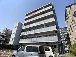 神奈川県海老名市中新田2丁目の賃貸マンションの外観
