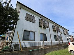 千葉県千葉市緑区誉田町2丁目の賃貸アパートの外観