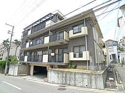瑞ヶ丘マンション[1階]の外観