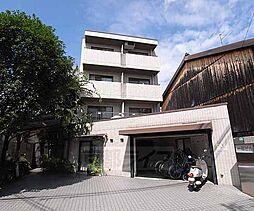 京都府京都市上京区筋違橋町の賃貸マンションの外観