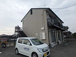福田ハイツ[103号室]の外観