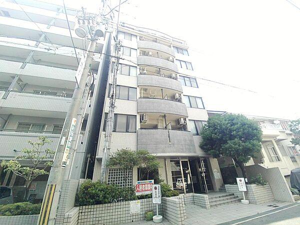 兵庫県神戸市灘区深田町3丁目の賃貸マンション