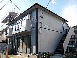 エスパシオ新川崎[101号室]の外観