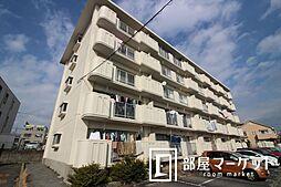 愛知県豊田市大林町12の賃貸マンションの外観