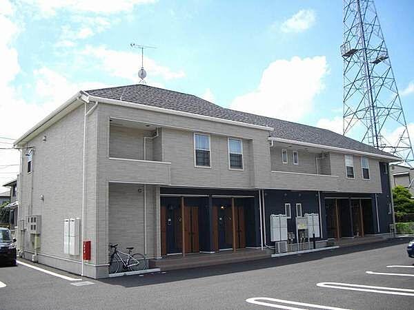 グラン・ソレイユA 1階の賃貸【栃木県 / 足利市】