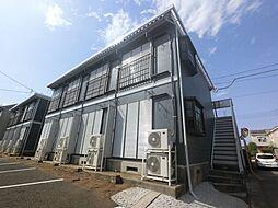 京成本線 京成成田駅 バス27分 本城下車 徒歩3分の賃貸アパート