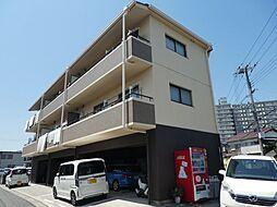 兵庫県明石市二見町福里の賃貸マンションの外観
