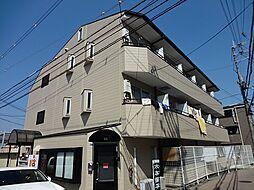ウエストMYG[2階]の外観