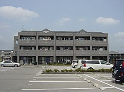 岡山県岡山市中区藤崎の賃貸マンションの外観