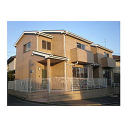 [テラスハウス] 神奈川県横浜市旭区中沢3丁目 の賃貸【/】の外観