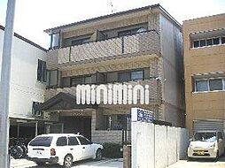 愛知県名古屋市中川区舟戸町の賃貸マンションの外観