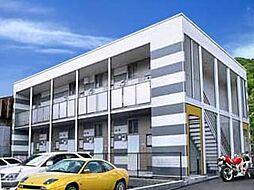 神奈川県足柄下郡湯河原町土肥4丁目の賃貸アパートの外観