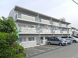 兵庫県加東市喜田2丁目の賃貸マンションの外観