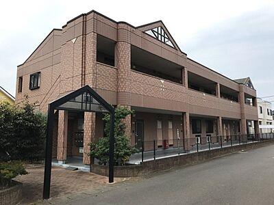 外観,2LDK,面積51.66m2,賃料5.7万円,つくばエクスプレス みらい平駅 徒歩34分,,茨城県つくばみらい市板橋