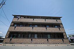 レジデンス Tamaya A棟[301号室]の外観