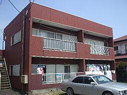 堀口ハイツ B棟[202号室]の外観