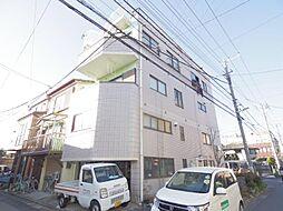 コーポ平井[3階]の外観