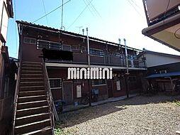 恵那マンション[2階]の外観