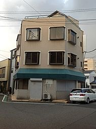 山崎ビル[202号室]の外観