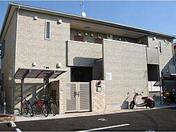 神奈川県藤沢市片瀬海岸3丁目の賃貸アパートの外観