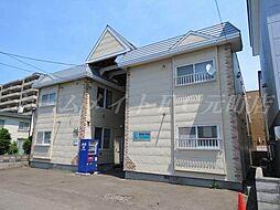 北海道札幌市東区北三十七条東14丁目の賃貸アパートの外観