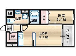 あびこ駅 5.7万円