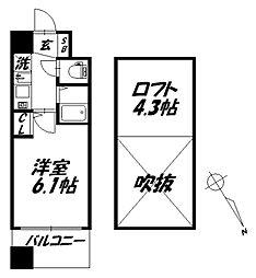 三ノ宮駅 6.5万円