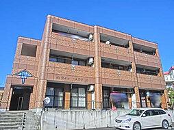 神奈川県伊勢原市高森の賃貸マンションの外観