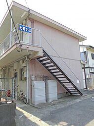 埼玉県さいたま市見沼区東大宮1の賃貸アパートの外観