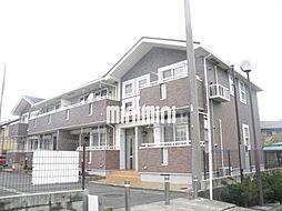 ソレイユ新富士[2階]の外観