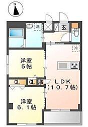 東武練馬駅 12.4万円