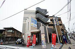 京都府向日市寺戸町辰巳の賃貸マンションの外観