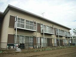 東京都府中市矢崎町2丁目の賃貸アパートの外観