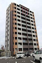 福岡県北九州市小倉北区中井口の賃貸マンションの外観