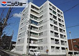 マンション緑黒石C棟[8階]の外観