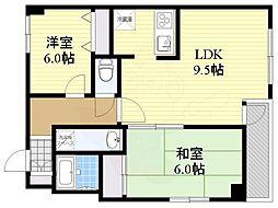 広尾駅 21.8万円
