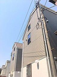 東京都板橋区桜川2丁目の賃貸アパートの外観