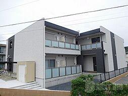 京王線 南平駅 徒歩4分の賃貸アパート